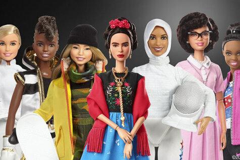 Mattel представила 18 новых кукол