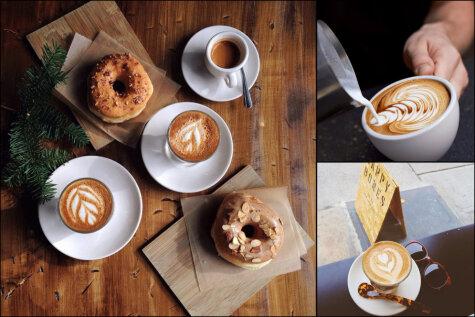 Кофейная пауза. 20 крутых ФОТО кофе из-за которых ты тоже захочешь чашечку