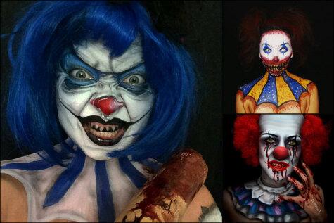 ФОТО: 18 по-настоящему жутких клоунов, которые лишат тебя сна