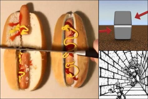 ФОТО, ВИДЕО: 14 оптических иллюзий, которые снова обманут твой мозг