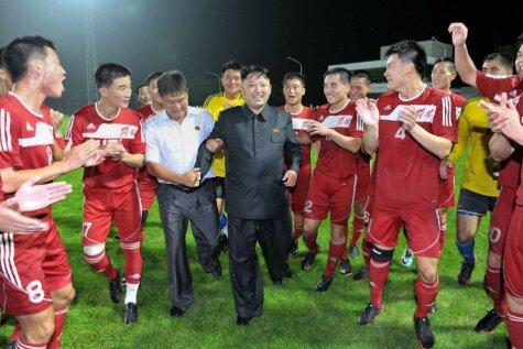 Ziemeļkoreja - futbola lielvalsts