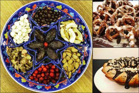 17 сладких и красивых штук, которые рижане съели в минувшие выходные