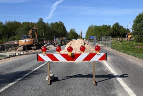 Смотри, что тебя ждет на 64-м километре Сигулдского шоссе!