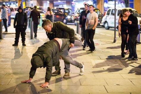 Britu salu iedzīvotāji Lieldienās atkal dzēruši kā nezvēri
