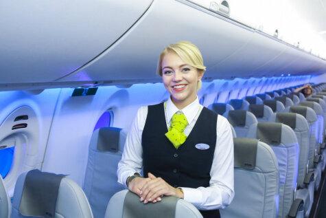 Первые в мире: 19 фото салона и кабины Bombardier CS300 — новой