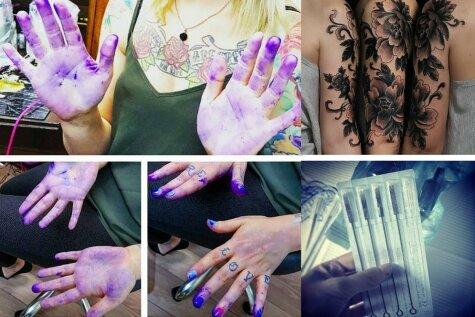 Вся правда о татуировках со слов татуировщиков: скандалы, интриги, красивые фоточки...