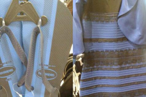 Загадка дня  какого цвета шлепанцы  (отгадка внутри!) 1b9072c287c