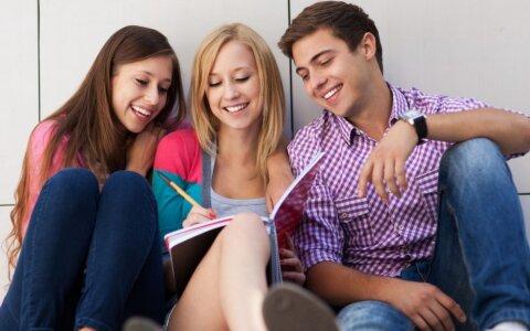 молоденькие студентки фото