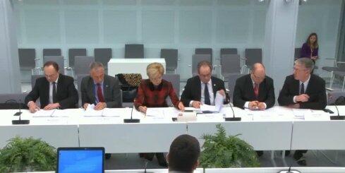 'Oligarhu komisijas' sēde