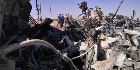 Krievijas ekspertiem ir trīs versijas par Ēģiptes aviokatastrofas iemesliem