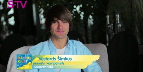 Vestards Šimkus: tēva lomu cilvēks noskatās no saviem vecākiem