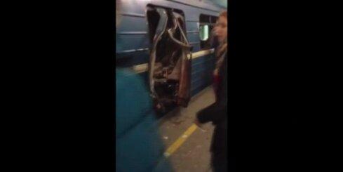 Sprādzieni Sanktpēterburgas metro