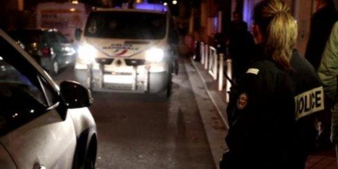 Parīzē atrod uz ielas pamestu pašnāvnieka-spridzinātāja jostu