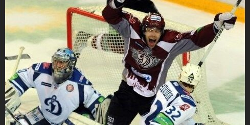 'Dinamo' Rīga dramatiski iekļūst ceturtdaļfinālā