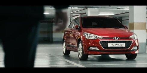 Jaunais 'Hyundai i20' hečbeks