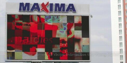 'Maxima' pārņem 12 Vācijas tirdzniecības tīkla 'Penny Market' veikalus