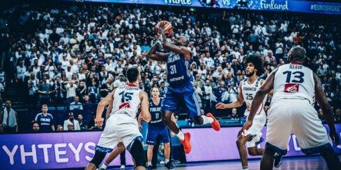 Video: 'Danki', bloki un Vilsona triumfa metiens - 'Eurobasket 2017' pirmās dienas TOP5