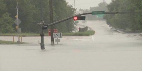 Plūdi Teksasā