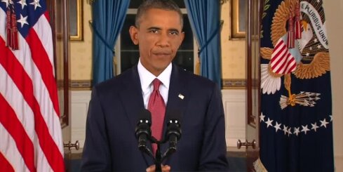 ASV pastiprinās triecienus 'Islāma valstij' Irākā un draud bombardēt islāmistus arī Sīrijā