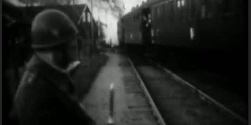 Arhīva video: Baltiešu karavīru izdošana, 1946. gads