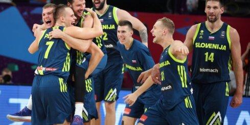 ВИДЕО: Как словенцы разгромили действующих чемпионов испанцев