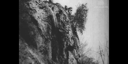 Arhīva video: Kāds izskatījās leģendārais Staburags, 1933. gads