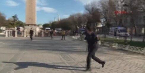 Sprādziens Stambulā