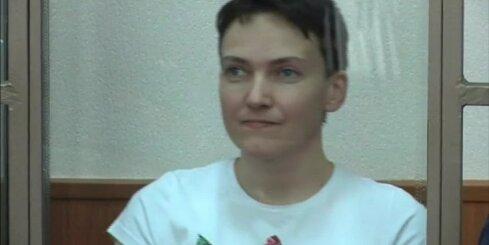 Saeima nosoda Savčenko notiesāšanu