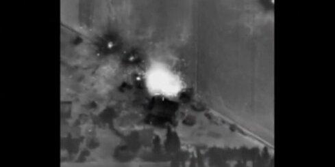 Krievija veic jaunus uzlidojumus Sīrijā