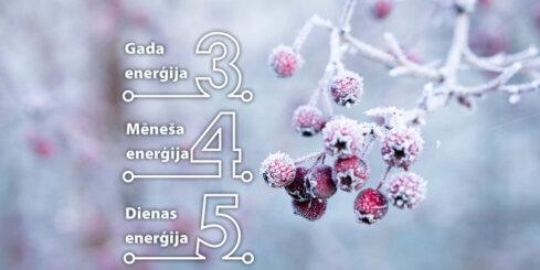 10. janvāra numeroloģiskais dienas fons