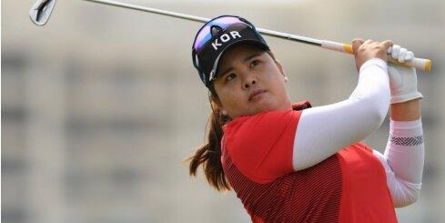 Par pirmo olimpisko čempioni golfā pēc 116 gadiem kļūst korejiete Parka