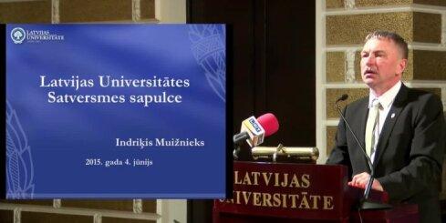 Latvijas Universitātes rektora ievēlēšana