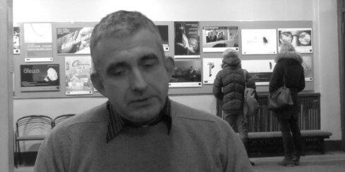 Intervija ar JRT aktieri Gundaru Āboliņu