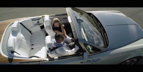 Greznais kabriolets 'Rolls-Royce Drophead Coupe'