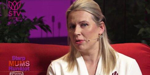 Anete Jēkabsone Žogota: man ir svarīgi veidot attiecības ar savas valsts pārstāvi