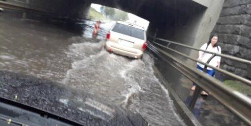 Plūdi Rīgā