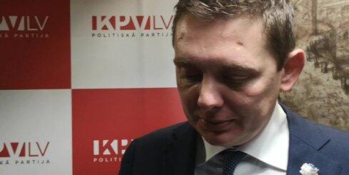 Artusa Kaimiņa komentārs uzreiz pēc vēlēšanu iecirkņu slēgšanas