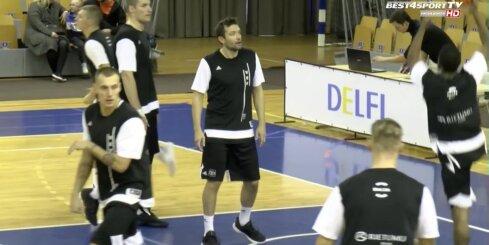 'VEF Rīga' basketbolisti graujoši sāk sezonu