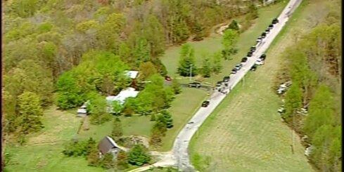 Стрельба в американском Огайо: погибли пять взрослых и двое детей