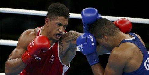 Sadalītas pēdējās medaļas Rio spēļu boksa turnīrā