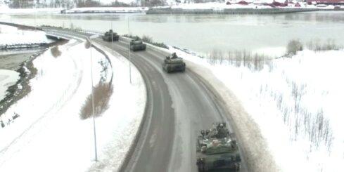NATO mācības Norvēģijā