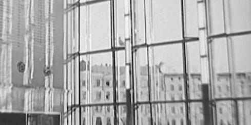 Arhīva video: Rīgas stacijas atklāšana