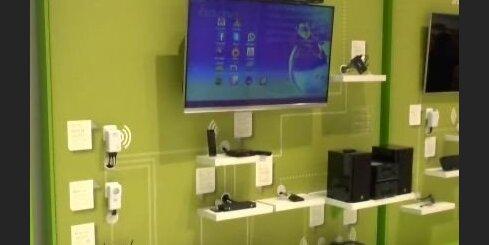 TV nozares aktualitātes izstādē IFA 2012