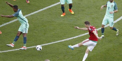 ВИДЕО: Самый красивый гол Евро-2016 влетел в ворота чемпионов