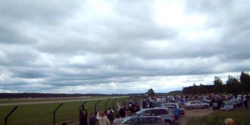 Pasaulē vislielākā lidmašīna nolaižas Rīgā (otrā daļa)