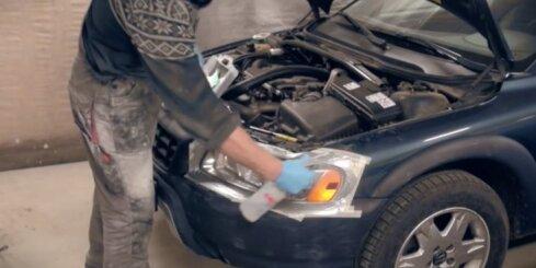 Kā restaurēt savu auto