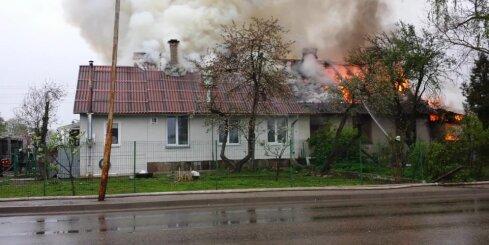 Daugavpilī ugunsgrēks