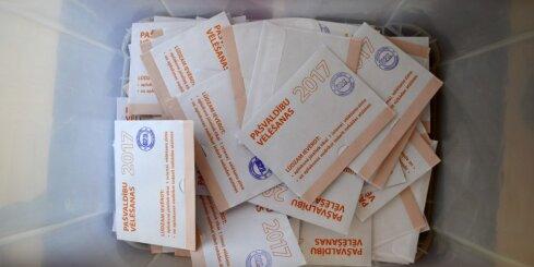 Plānots apstiprināt Rīgas pašvaldības vēlēšanu rezultātus