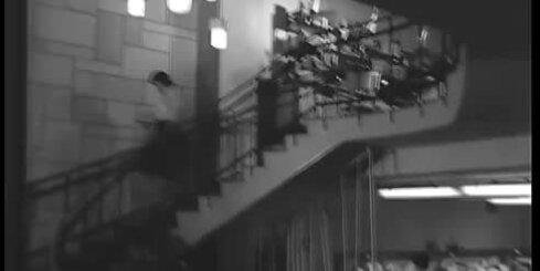 Arhīva video: Veikala 'Sakta' atklāšana, 1964. gads