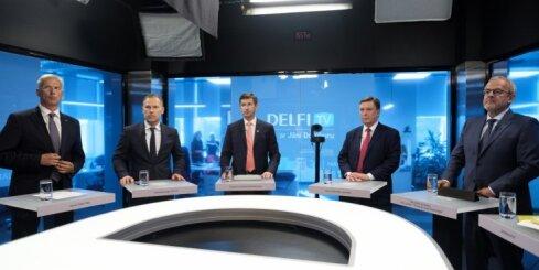 'Par ko balsot?' – premjera amata kandidātu debates